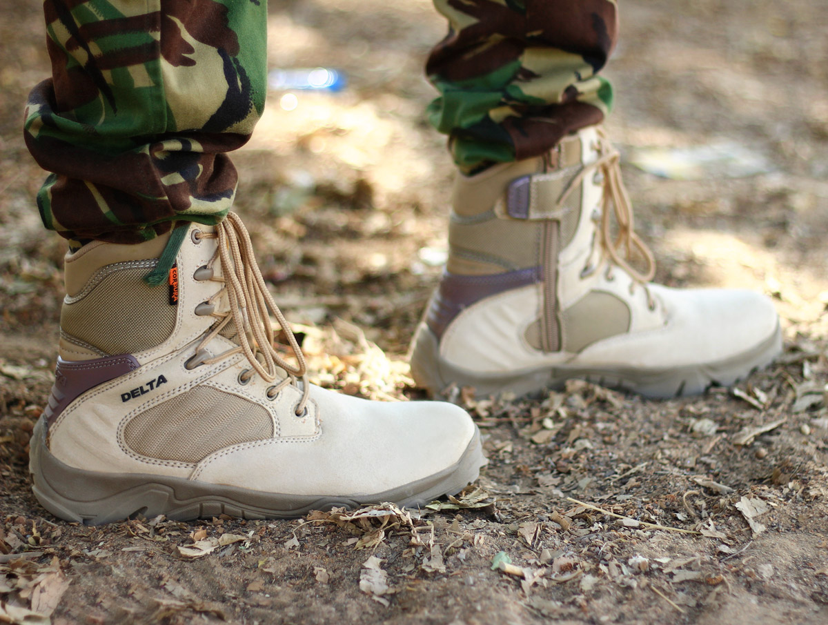 Tactical Delta Force Dms Long Shoe Price In Pakistan At