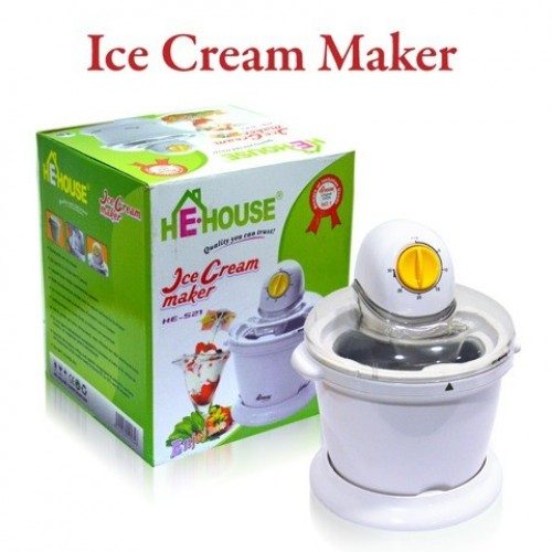 He House Ice Cream Maker He 521 Price In Pakistan At