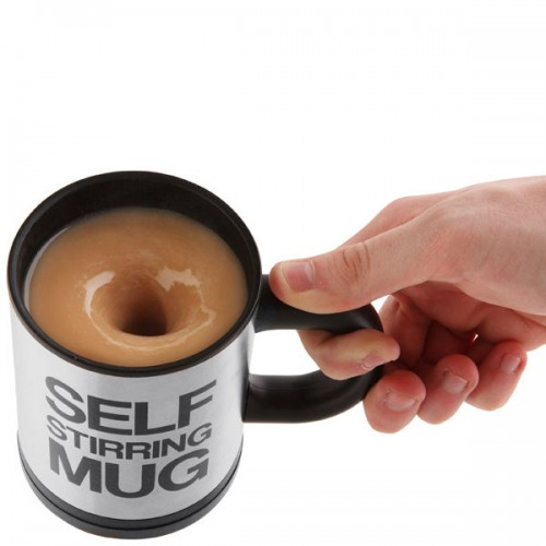 Coffee Magic Stirring Cup