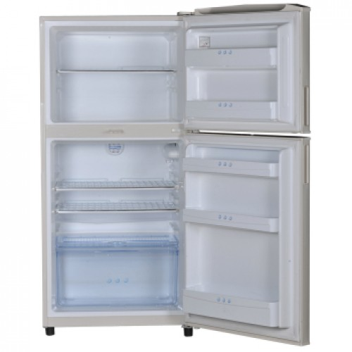 refrigerator prices. haier refrigerator hrf-310m grey top-freezer direct cooling prices