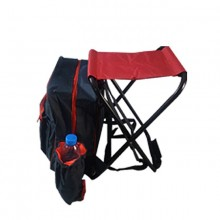 Folding Traveling Chair With Bag And Bottle cover
