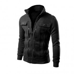 Black Mexican Jacket for Men price in Pakistan