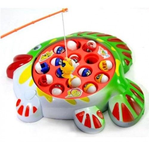 Electric fishing game for kids price in pakistan at symbios pk for Fish games for toddlers