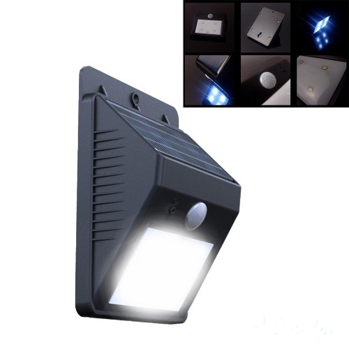Outdoor Led Light Interesting Solar Motion Sensor Outdoor Led Light Price In Pakistan At SymbiosPK