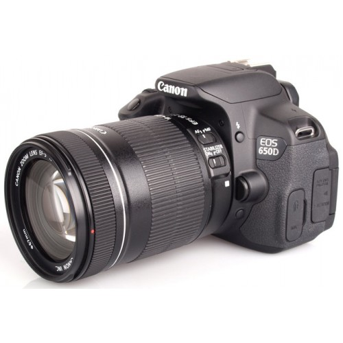 Canon EOS 650D DSLR Camera with 18-55mm Lens price in Pakistan ...