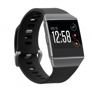 Fitbit Ionic Smartwatch (Charcoal, Smoke Gray) price in Pakistan