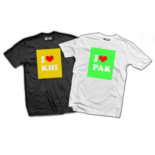 I Love Karachi Pakistan T Shirt