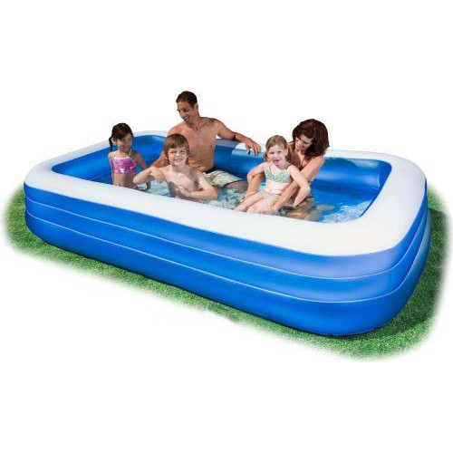 Intex 120 x 72 inflatable family pool price in pakistan for Intex pool 120 hoch