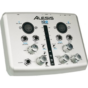 Alesis iO2 Express USB Recording Interface price in Pakistan