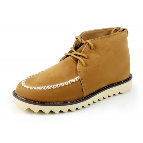 ... Casual Shoes Camel Brown SYB-446 ...