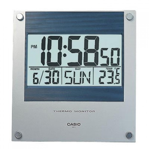 Casio Digital Wall Clock Id 11 2df Price In Pakistan