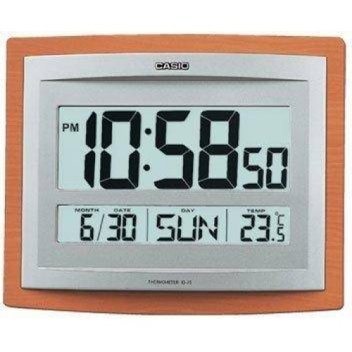 Casio Digital Clock Alarm Id 15 5df Price In Pakistan