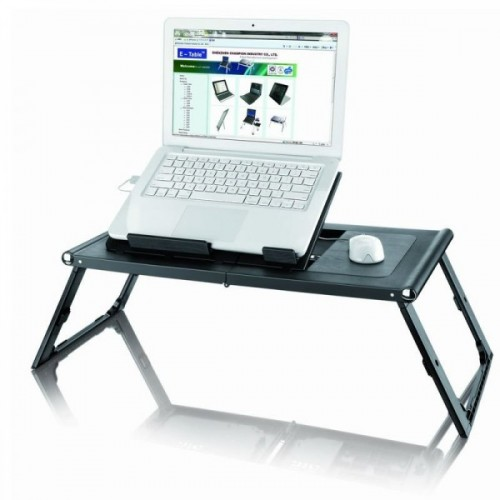 Portable laptop table with fan ld 99 price in pakistan at for E table price in pakistan