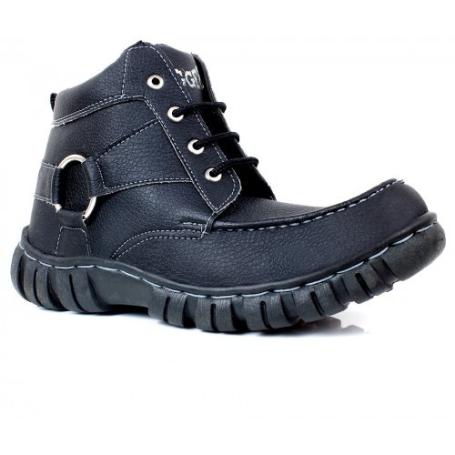 Digger Casual Black Shoes price in Pakistan
