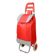 Carry On Red Luggage Bag With Wheels