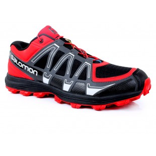 Salomon Red & Black Sport Shoes SYB-865 price in Pakistan