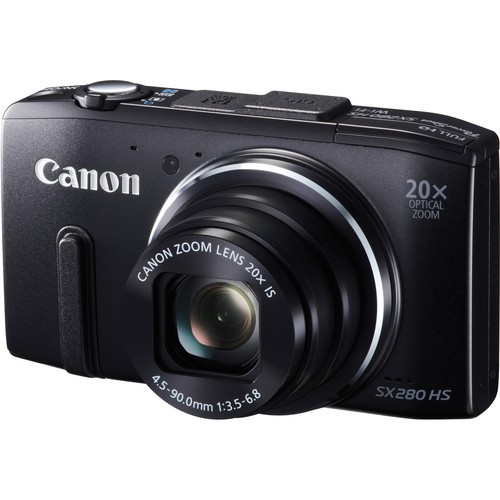 Canon Powershot SX280 HS Review - Bob Atkins Photography |Canon Powershot Sx280