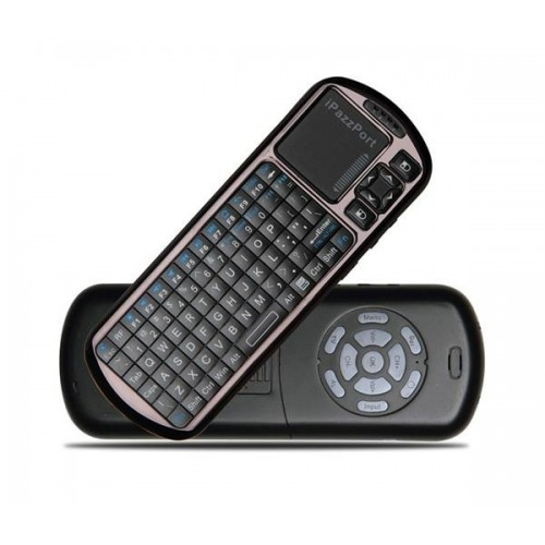 itek ipazzport mini wireless keyboard with ir remote price in pakistan at symbios pk. Black Bedroom Furniture Sets. Home Design Ideas