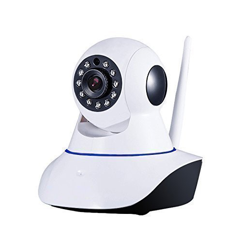robot wifi ip camera with night vision price in pakistan at symbios pk. Black Bedroom Furniture Sets. Home Design Ideas
