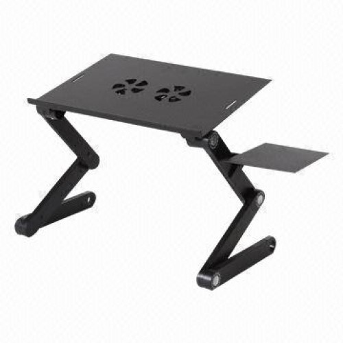 Itek aluminum laptop table with mouse pad price in for E table price in pakistan