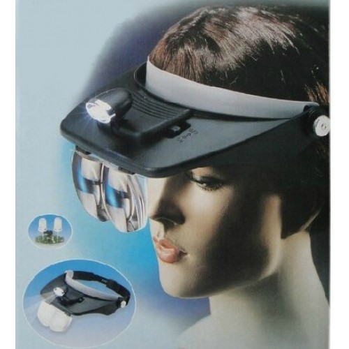 Light Head Magnifying Glass Mg81001 A Price In Pakistan At
