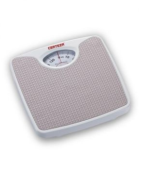 Certeza Mechanical Body Weight Scale MS 100 Brown