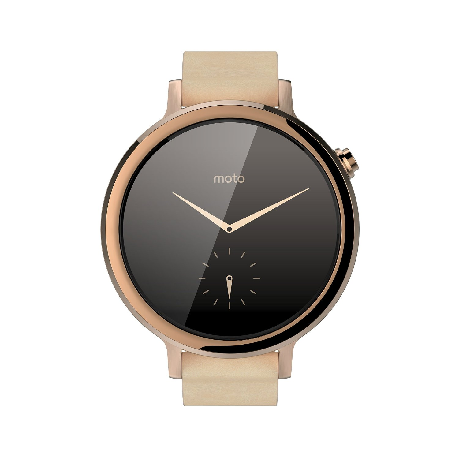 Moto 360 2nd Gen for Women 42mm - Leather
