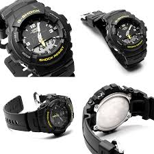 Casio Watch G-100-9CMDR