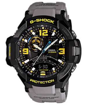 Casio Watch GA-1000-8ADR