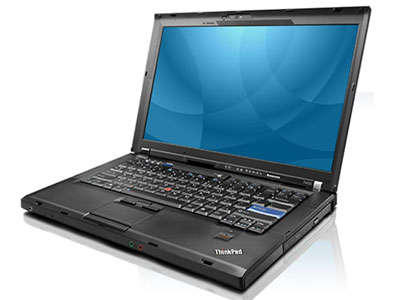 Lenovo Thinkpad R61 (Intel  Core 2 T7300 Duo, 1.5 GB Ram, 80GB HDD, Certified Used)