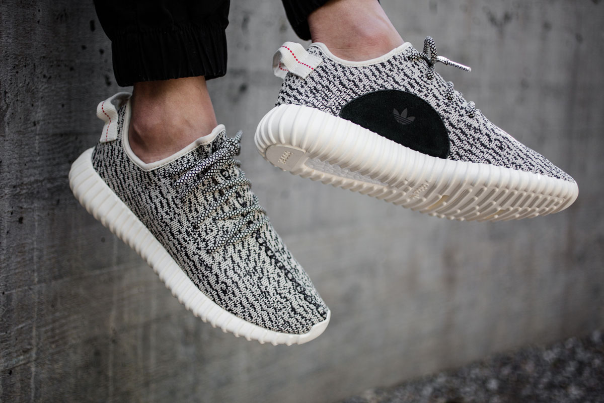Yeezy Boost 350 Turtle