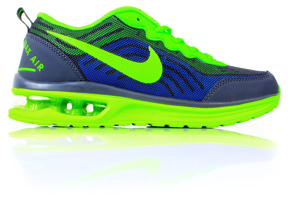 Nike Air Max Green Sports Shoes SYB-973