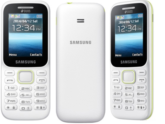 Samsung guru music 2 (B310E) (Official Warranty)