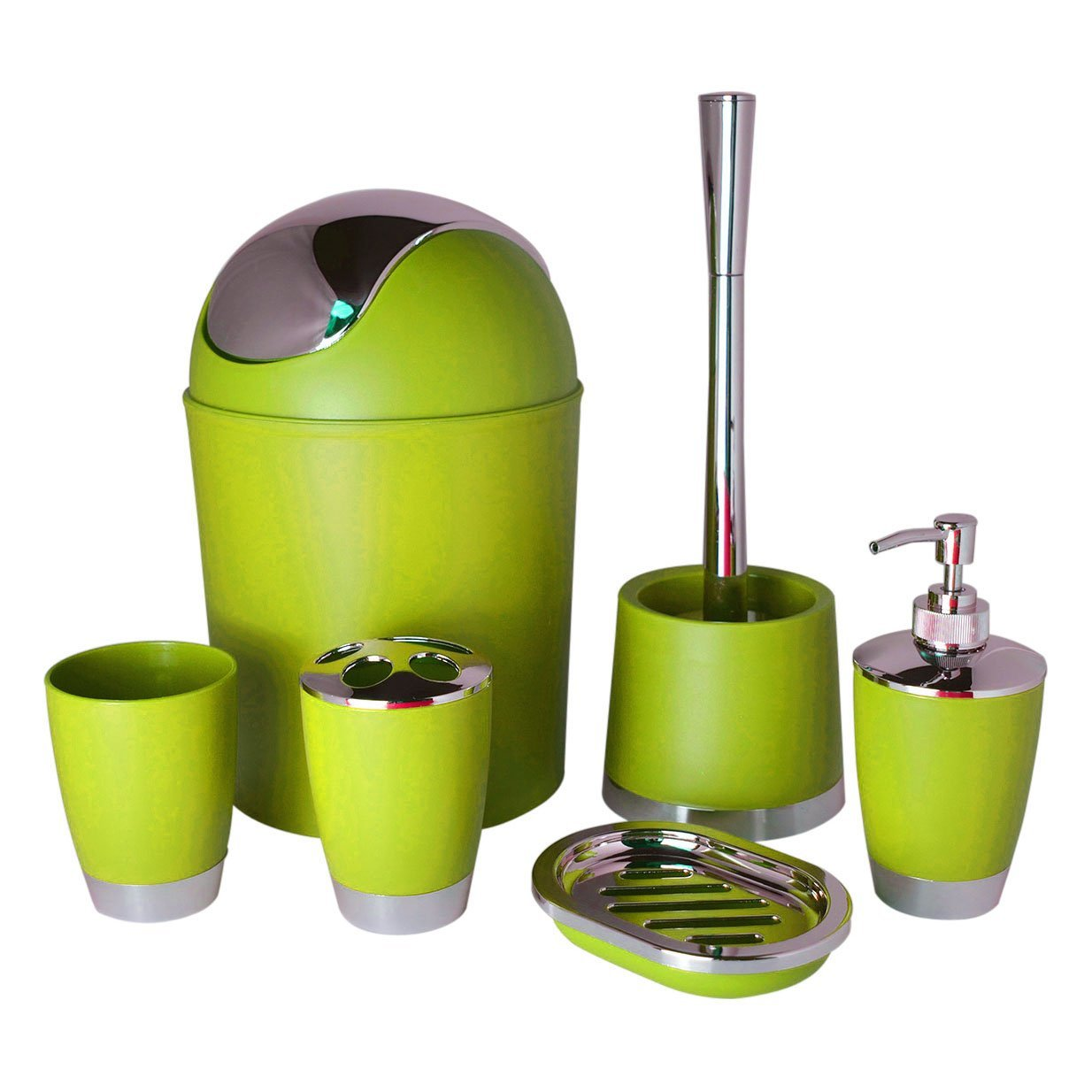 Bathroom Accessories Lahore bathlux modern design 6 piece bathroom accessory set price in