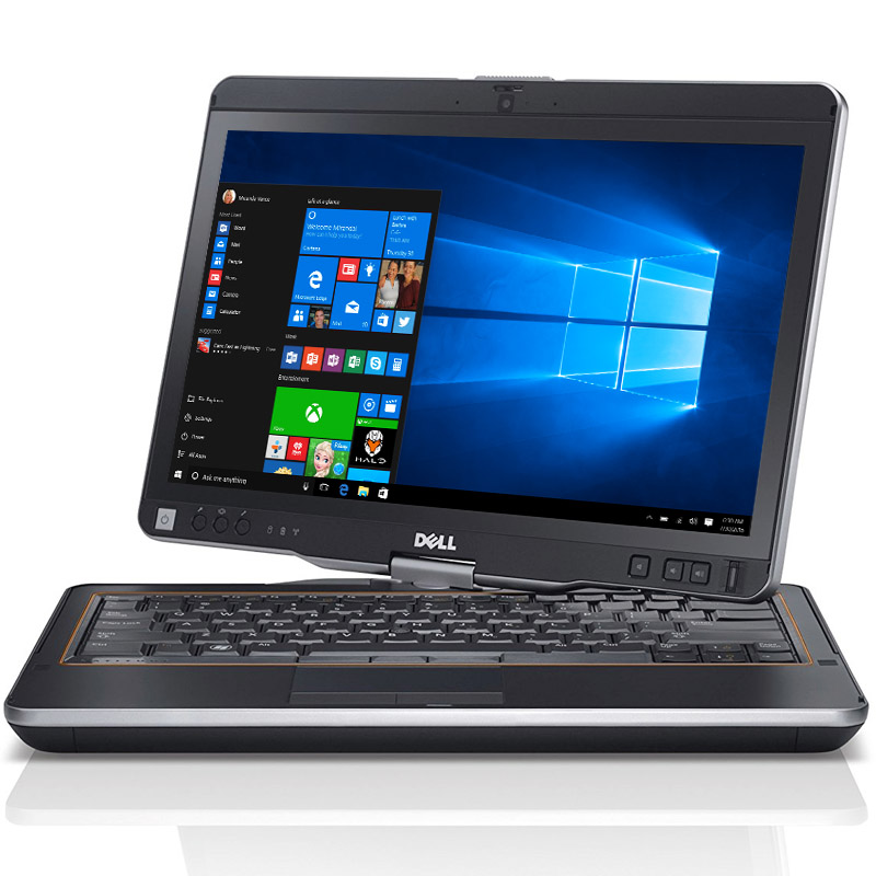 Dell Latitude XT3 Convertible Touch Screen Laptop (Intel Core i5, 4GB, 250GB, 2 gen Certified Used)