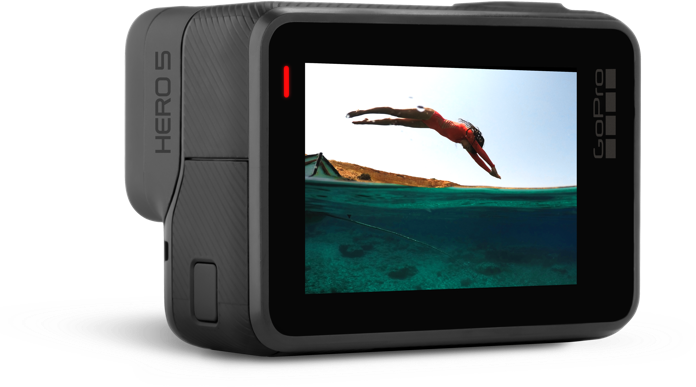 GoPro Digital Hero 5 - Black