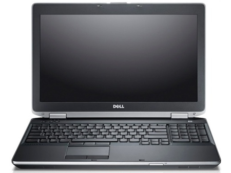 Dell Latitude 6530 (Intel Core i5,3rd Gen, 4GB RAM, 250HDD,  Certified Used)