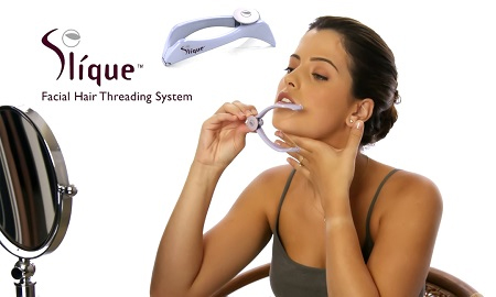 Slique Face & Body Hair Threading System