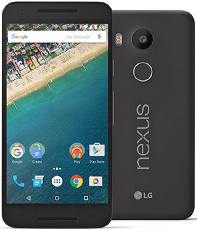 LG Nexus 5X(certified used)