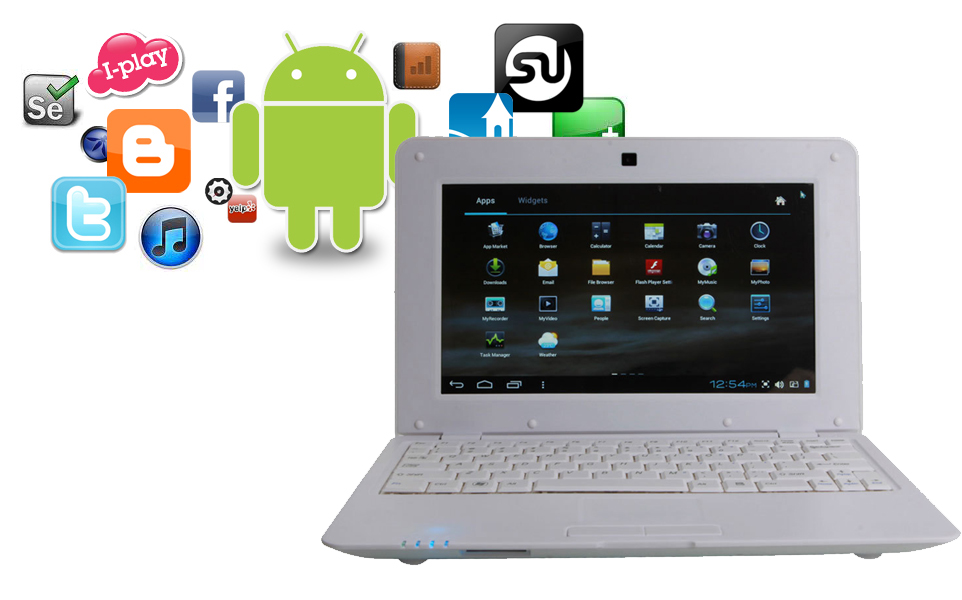 apex mini android laptop with free mouse price in pakistan