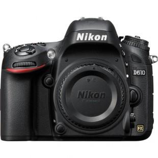 Nikon D610 DSLR Camera (Body Only) price in Pakistan
