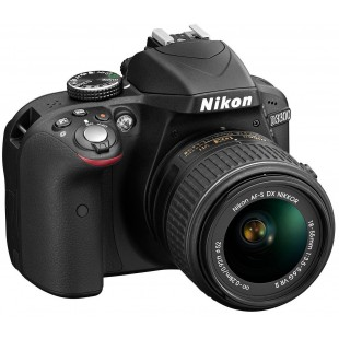 Nikon D3300 DSLR Camera with 18-55mm Lens price in Pakistan
