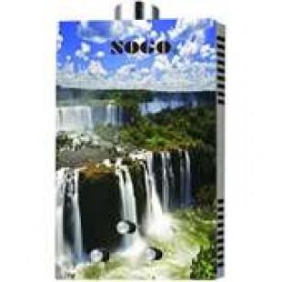 Sogo Global Series Water Fall 8Ltr Gas Water Geyser price in Pakistan