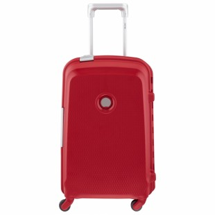 "Delsey BELFORT 4W 21"" Suitcase Red price in Pakistan"