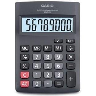 Casio MW-8V Desktop Calculator price in Pakistan