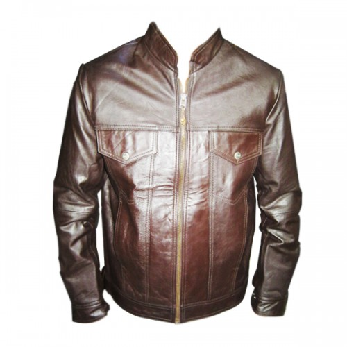 Brown Leather Jacket Price In Pakistan At Symbios Pk