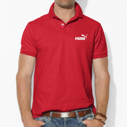Puma Red Polo T-Shirt price in Pakistan 5129b869f9