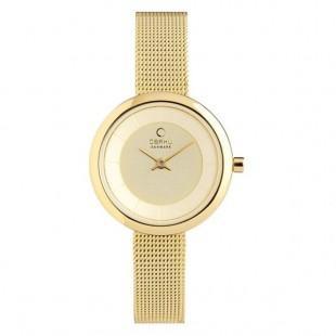 Obaku Women Watch (Gold) V146LGGMG price in Pakistan