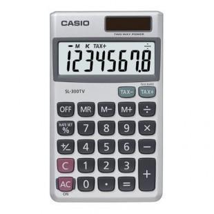 Casio SL-300 Wallet Style Pocket Calculator price in Pakistan