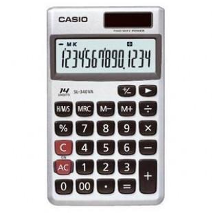 Casio SL-340VA 14 Digits Calculator price in Pakistan